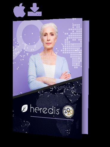 Heredis 2020 für Mac