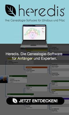 Heredis Software Ahnenforschung